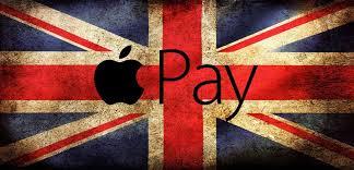Apple Pay chega de forma oficial ao Reino Unido