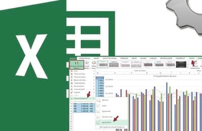Como criar gr�ficos no Excel (Aula 2)