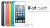 Apple lança nova versão do iPod Touch