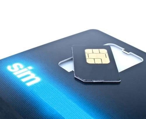 Apple e Samsung unem-se para criar um SIM card universal