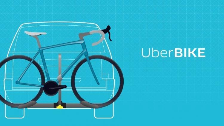 UberBIKE: O novo serviço da Uber é lançado em São Paulo
