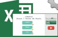 Planilha gratuita de Controle de Horas e Folha de Ponto
