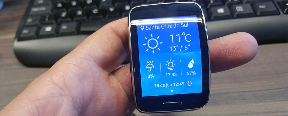 Review Galaxy Gear S