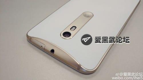 Novas imagens do suposto Moto X 2015 vazam na internet