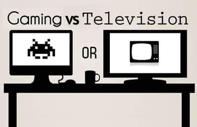 Televis�o vs Videogames: Uma guerra sem fim?