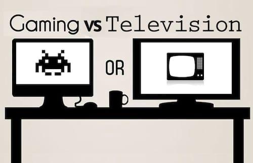 Televisão vs Videogames: Uma guerra sem fim?