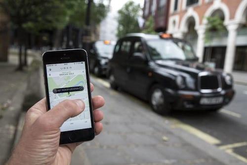Tiro saiu pela culatra: Após protesto, Uber é o mais baixado