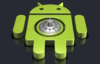 Como colocar senha no Android?
