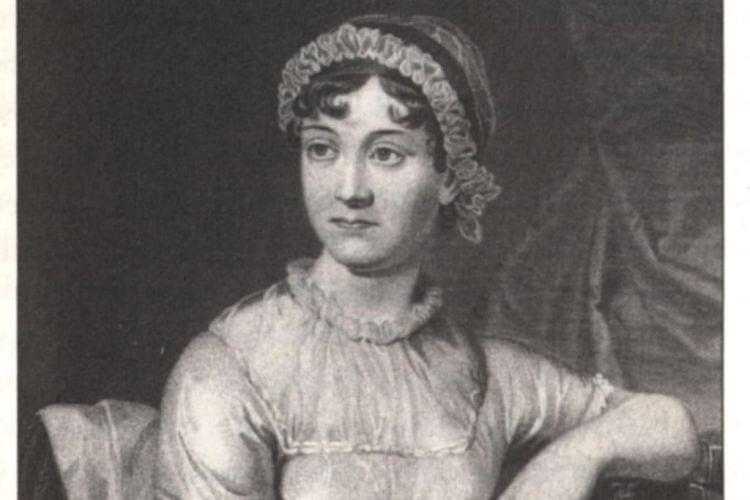 Jane Austen também escreveu o romance Orgulho e Preconceito.