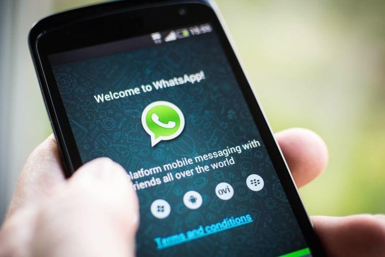 WhatsApp para Android agora envia mensagens através de comando de voz