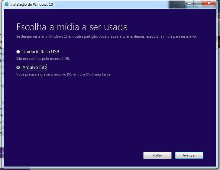 Como formatar o PC e instalar o Windows 10 com a ISO em pendrive
