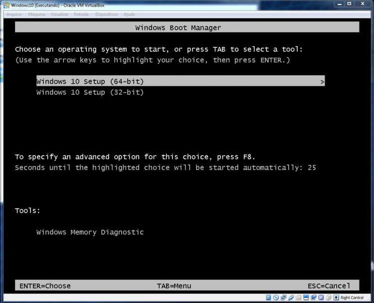 Como instalar o Windows 10 com a ISO