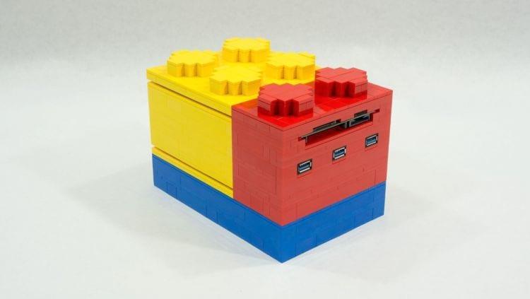 Computador de lego pode ser personalizado e ter ótimo desempenho