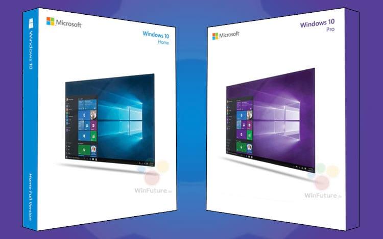 Preços do Windows 10 no Brasil