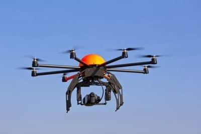 Drones podem contar com espaço aéreo próprio