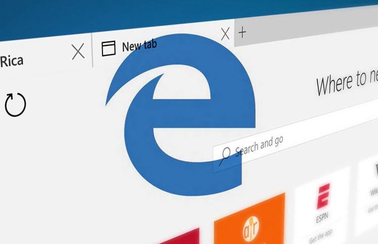 Microsoft Edge: Primeiras impressões