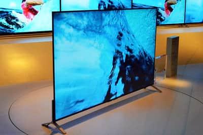 A evolu��o das TVs