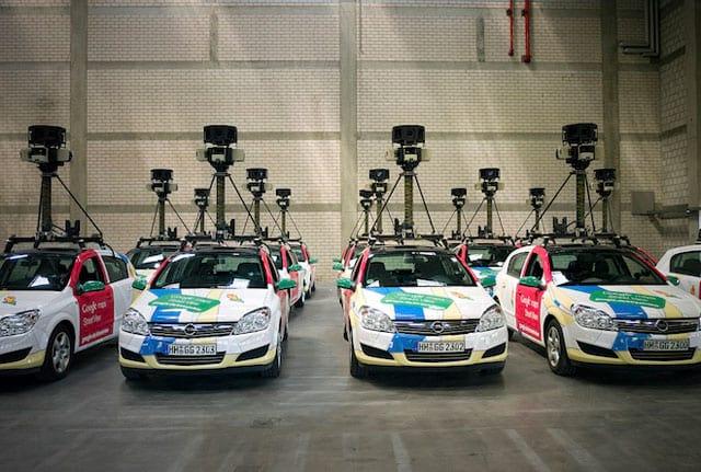 Carro do Google passará a medir qualidade do ar nas cidades
