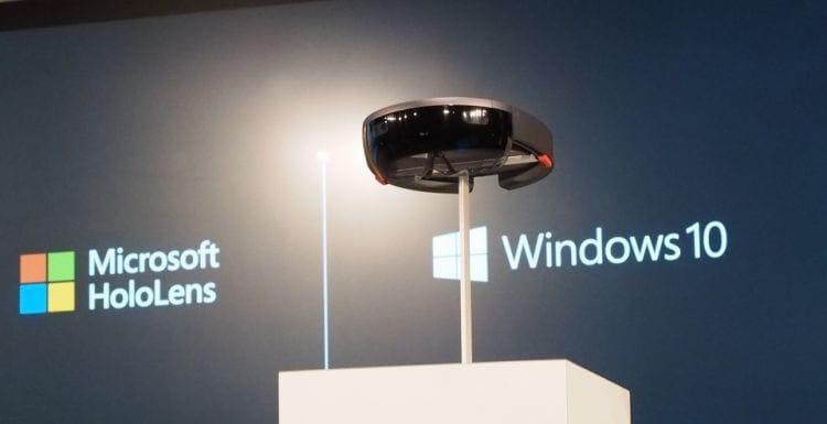 HoloLens deve chegar para desenvolvedores em 2016