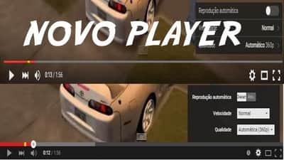 Novo player do YouTube j� est� liberado