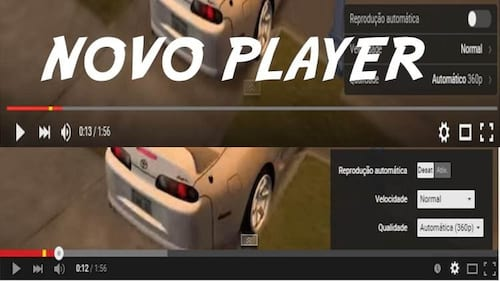 Novo player do YouTube já está liberado