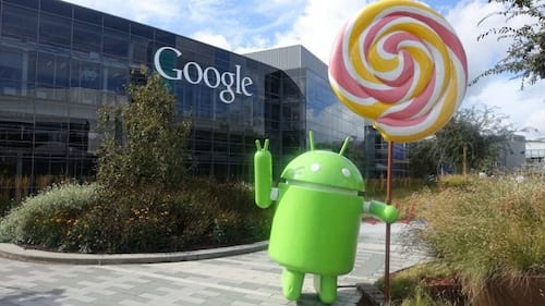 Android Lollipop já está presente em 18% dos celulares, afirma Google