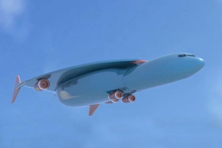 Airbus registra patente de avião mais veloz que o Concorde