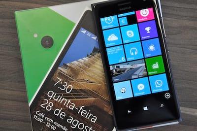 Review Nokia Lumia 730