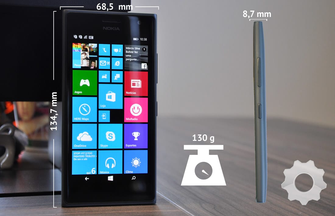 Review Nokia Lumia 730