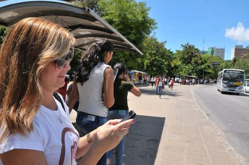 Mais de cinco milhões de celulares já foram roubados no Brasil desde 2000