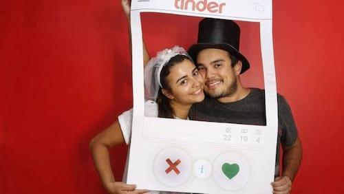 Tinder afirma que parcela muito pequena de frequentadores são casados