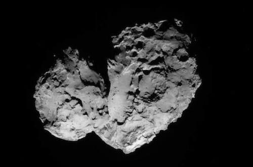Sonda Rosetta e Cometa Tchouri chegam a ponto mais próximo ao Sol