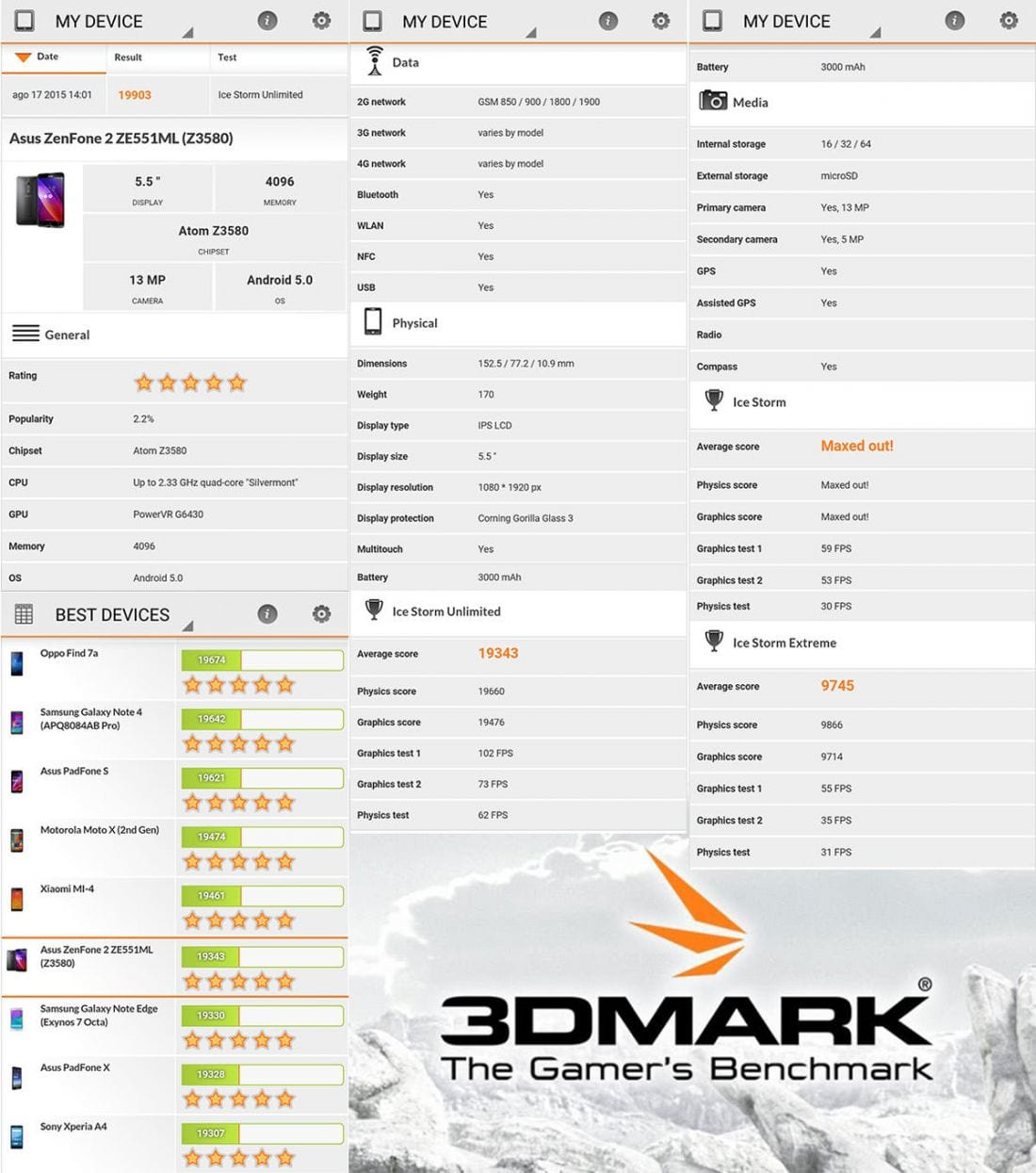 Review Zenfone 2 [vídeo]