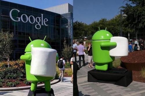 Google revela nome do próximo Android: Marshmallow