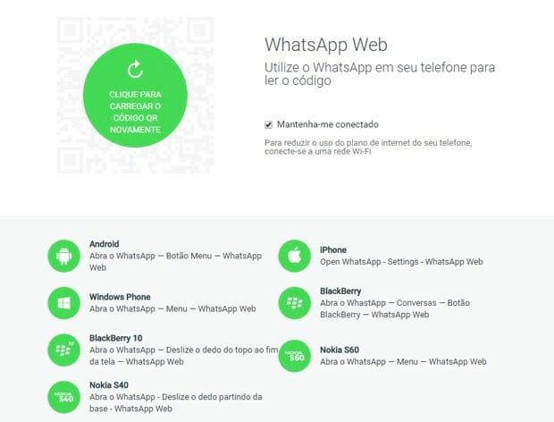 Usuários de iPhone contam agora com WhatsApp no PC