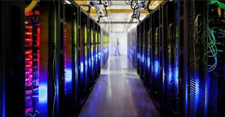 Na Bélgica, Google perde dados após raio