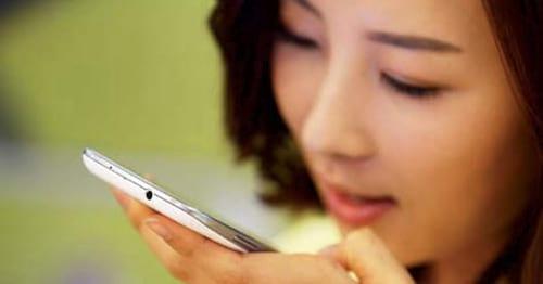 China registra queda nas vendas de smartphone