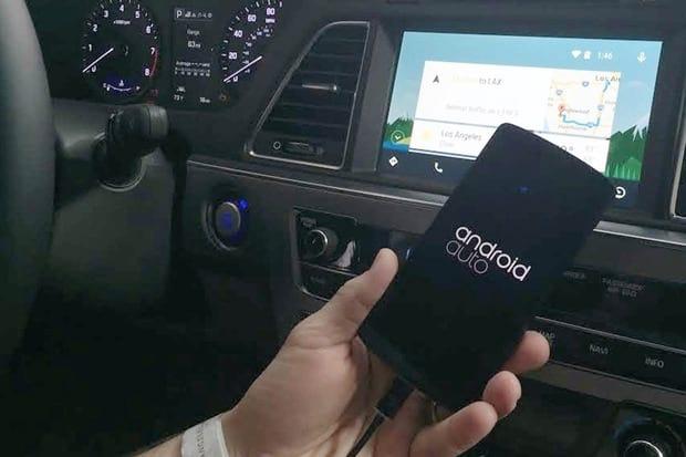 Android Auto ganha atualização