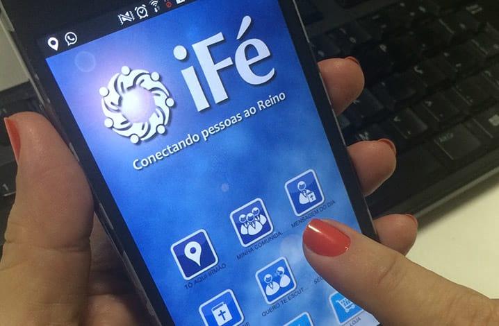 iFé: o novo app para evangélicos