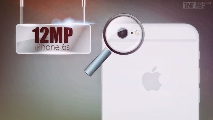 Novos iPhones virão com câmera traseira de 12 MP, diz site