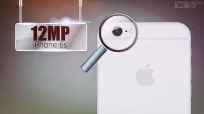 Novos iPhones vir�o com c�mera traseira de 12 MP, diz site
