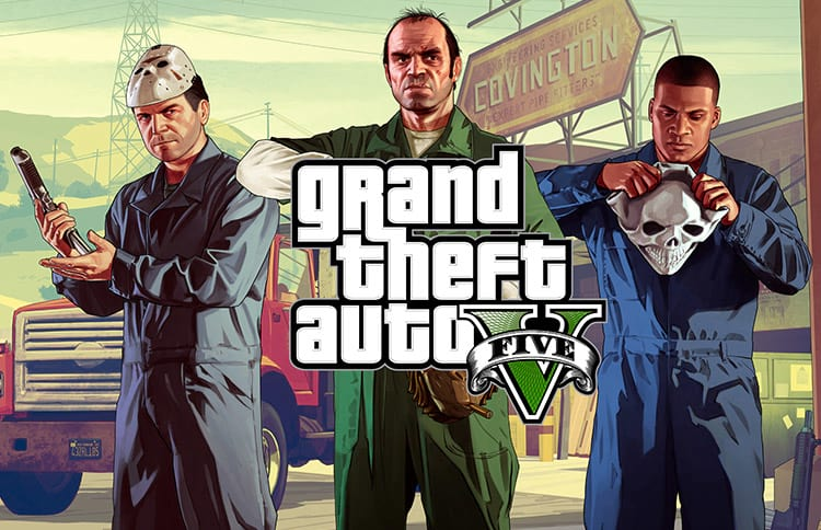 Requisitos mínimos para rodar GTA V no PC