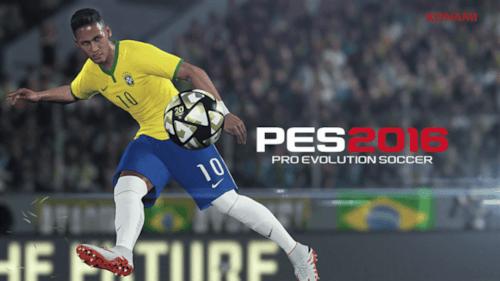 PES 2016 virá com clubes da série A e B do Brasileirão