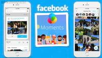 App de foto Facebook Moments chega ao Brasil