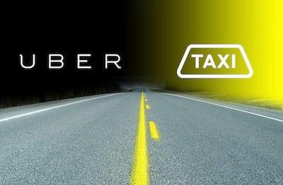 Confira nossa conversa com um taxista e um motorista Uber.