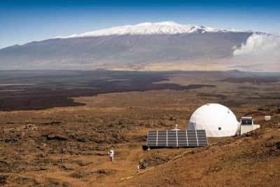 Equipe da Nasa ir� simular vida em Marte por um ano