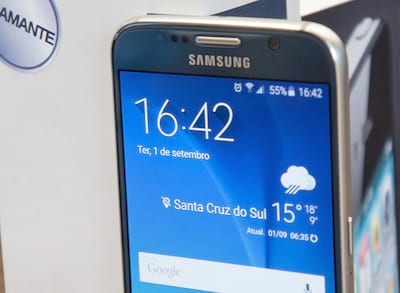 Review Samsung Galaxy S6