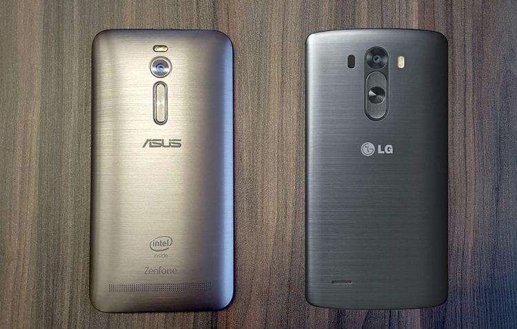[Vídeo] Comparativo entre LG G4 e ASUS Zenfone 2