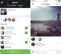Instagram Direct ganha novos recursos