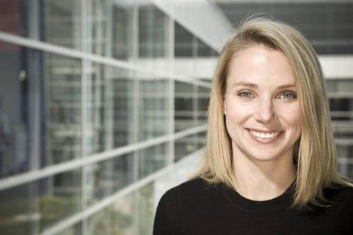 Marissa Mayer, CEO do Yahoo, está grávida de gêmeas